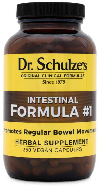 Intestinal Formula #1, 2, Save 10%