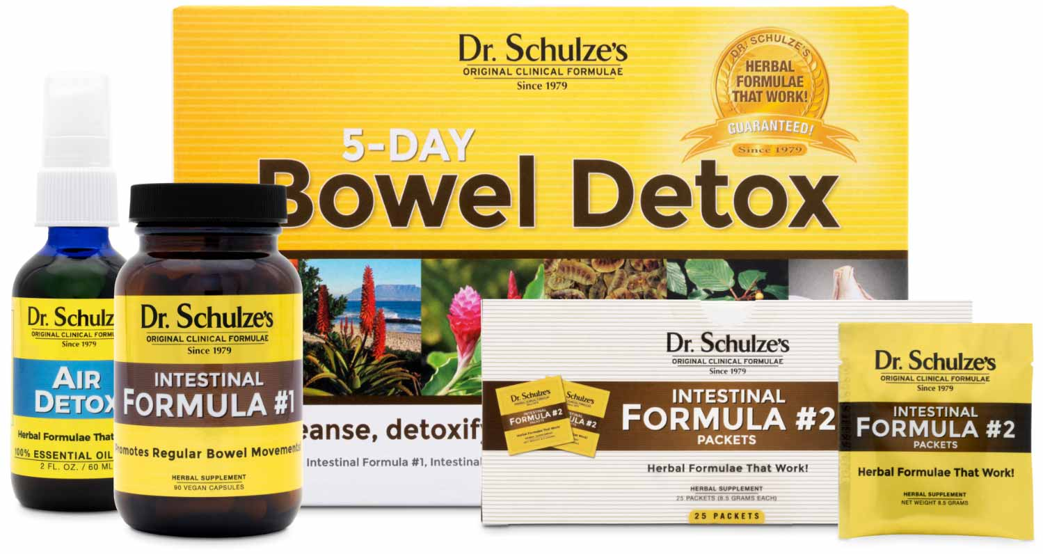 5-Day Bowel Detox, Packets, Best Colon Cleanse