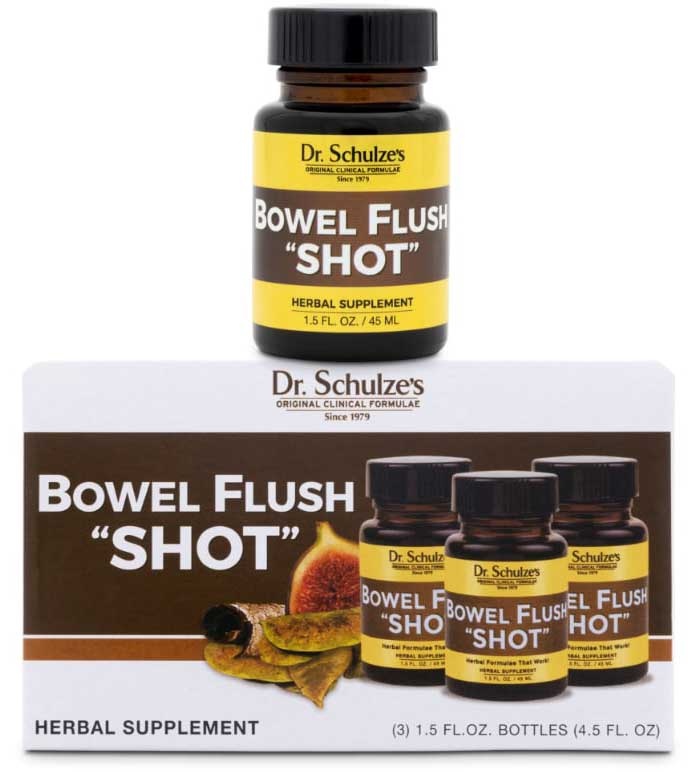 BOWEL FLUSH SHOT, Save 10%