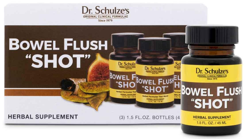 Bowel Flush Shot