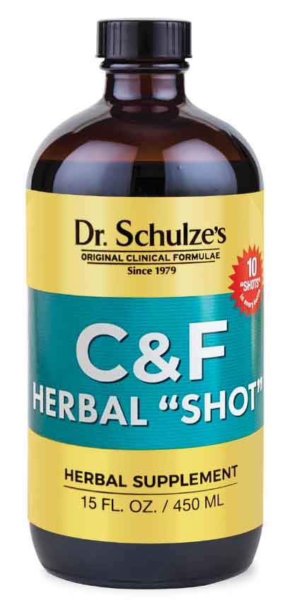 C&F HERBAL SHOT 10-SHOT Special, Save 10%