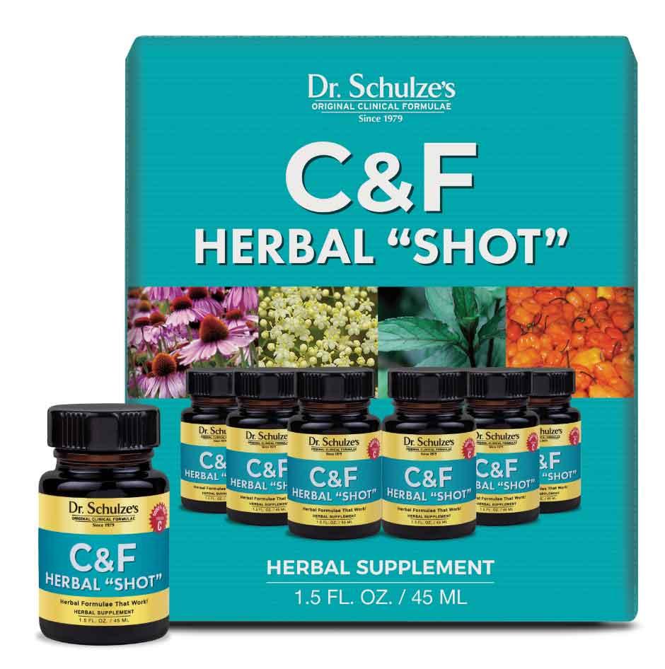 C&F Herbal SHOT