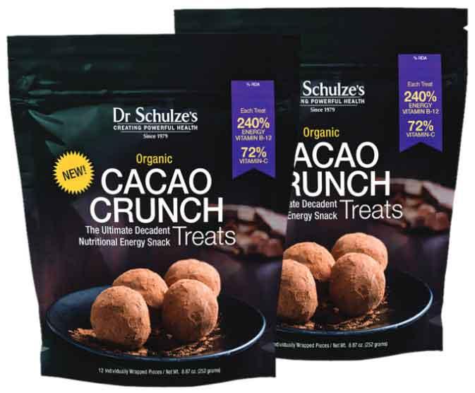 Cacao Crunch Treats