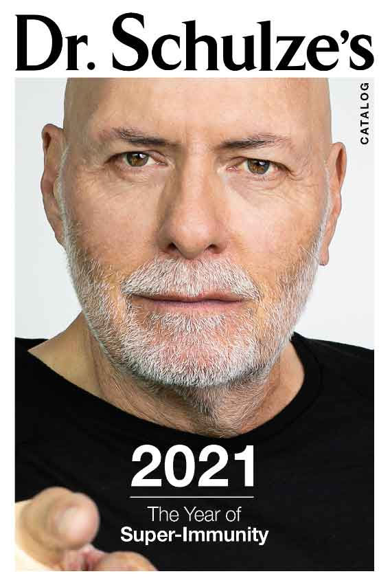 Dr. Schulze's Products Catalog 2021