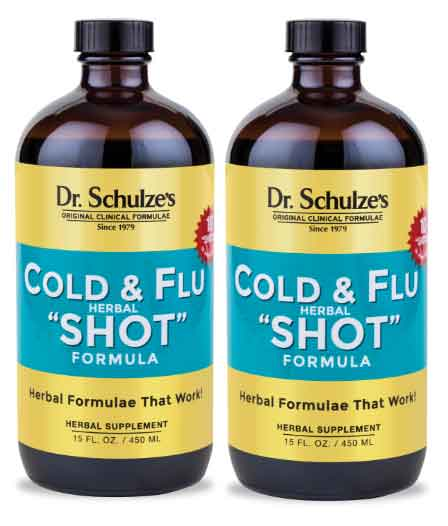 "Cold & Flu ""10-SHOT"" Special"
