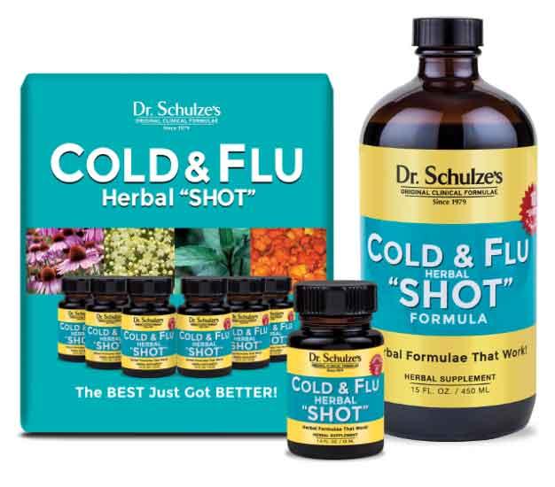 """Cold & Flu """"SHOT"""" Combo"""