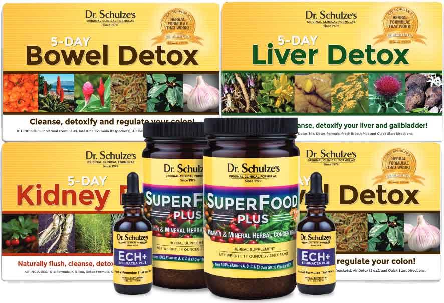 30 Day Detox Program