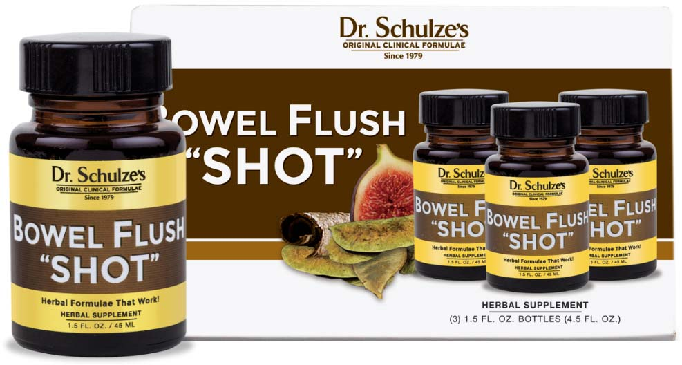 Bowel Flush SHOT