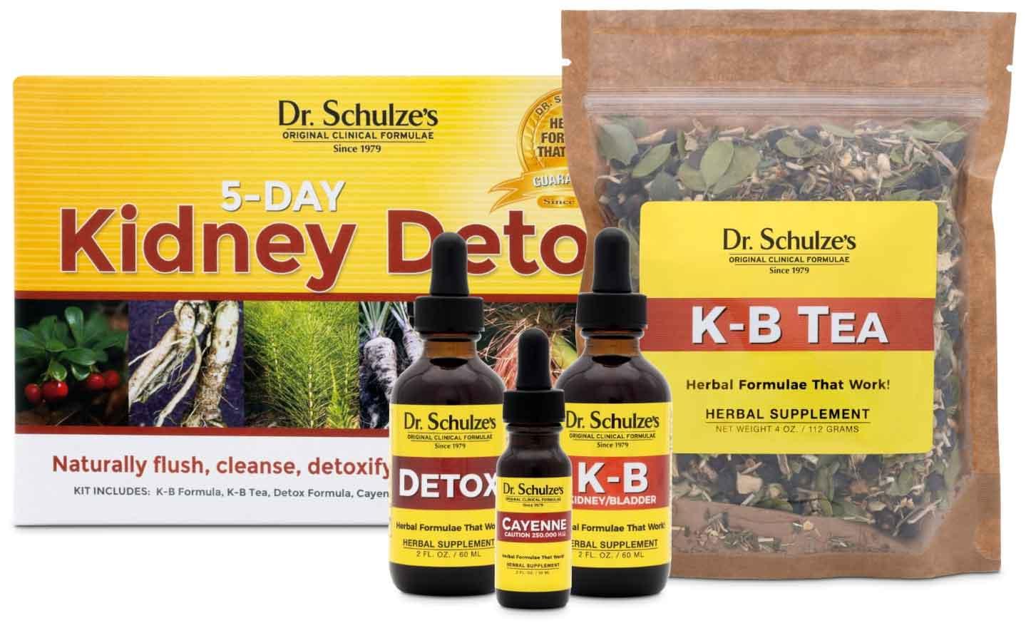 5-Day Kidney Detox, Buy 2, Save 15%