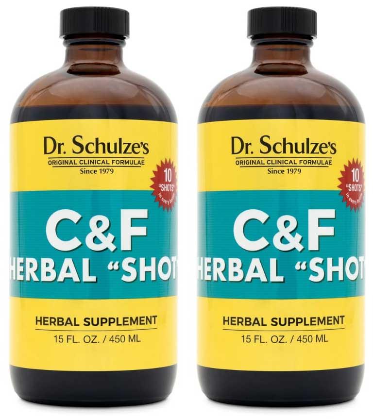 C&F Herbal SHOT, Buy 2, Save 15%