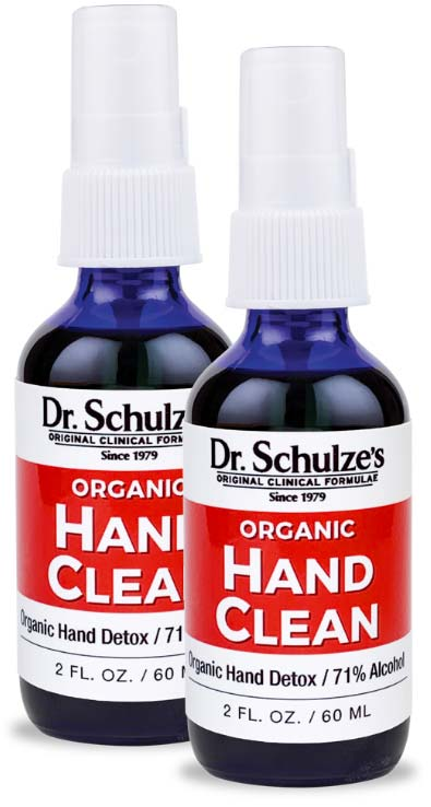 ORGANIC HAND CLEAN, Buy 2, Save 15%