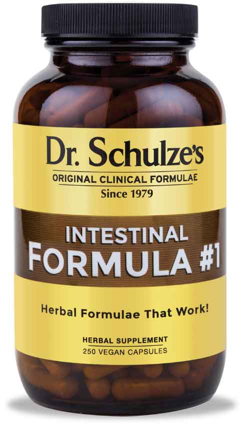 Intestinal Formula, 250ct