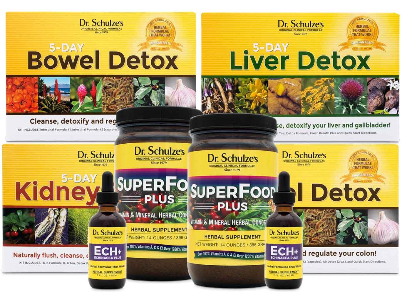 30-Day Detox, Save $50