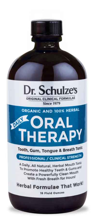 DAILY ORAL THERAPY, Save 10%