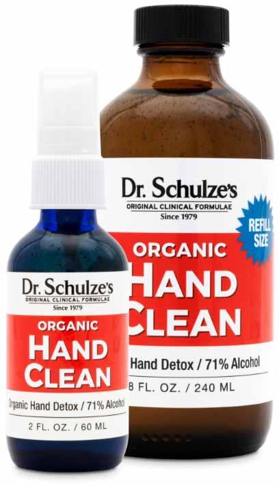 Organic Hand Clean