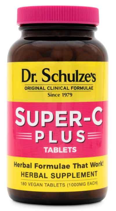 Super-C Plus, Vitamin C Supplement