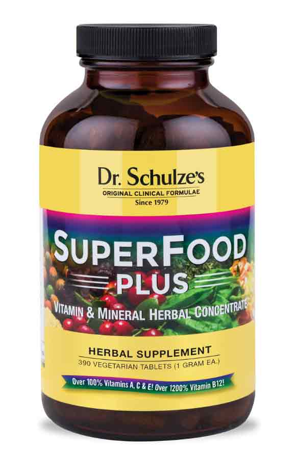 Superfood Plus Tablets, Save 10%