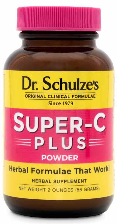 Super-C Plus Powder, Vitamin C Supplement