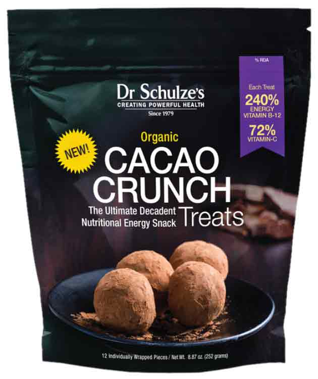 Cacao Crunch Treats, Save 10%