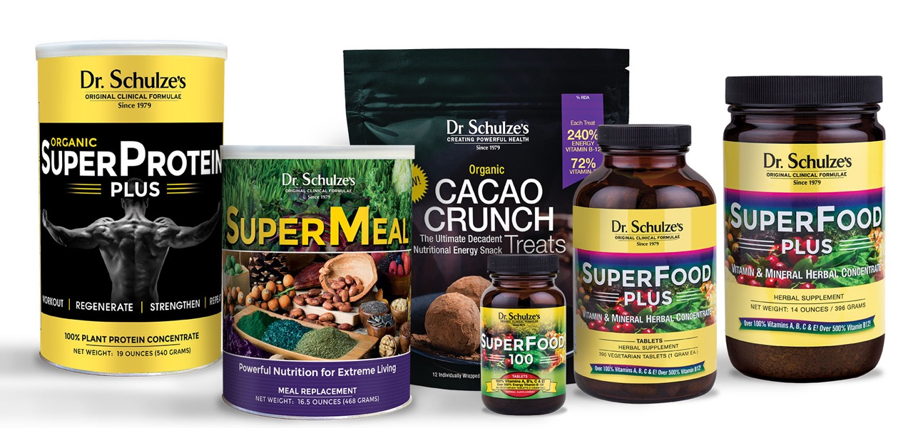 SuperFood A Month Club