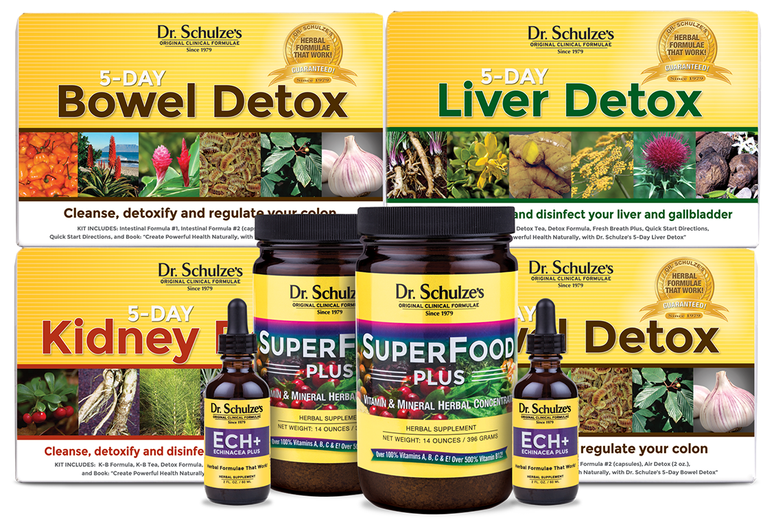 30-day Detox