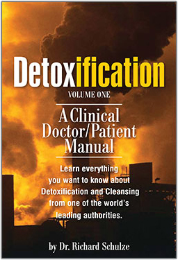 Detoxification, book cover