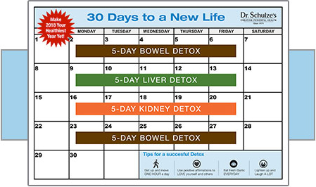 30 Days to a New Life
