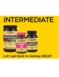 Intermediate Bundle - Let's get back to feeling great!