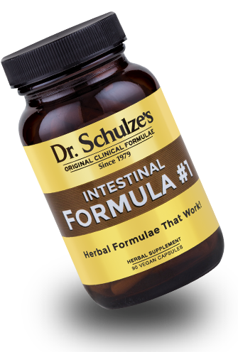 INTESTINAL FORMULA #1 at Fixing #2