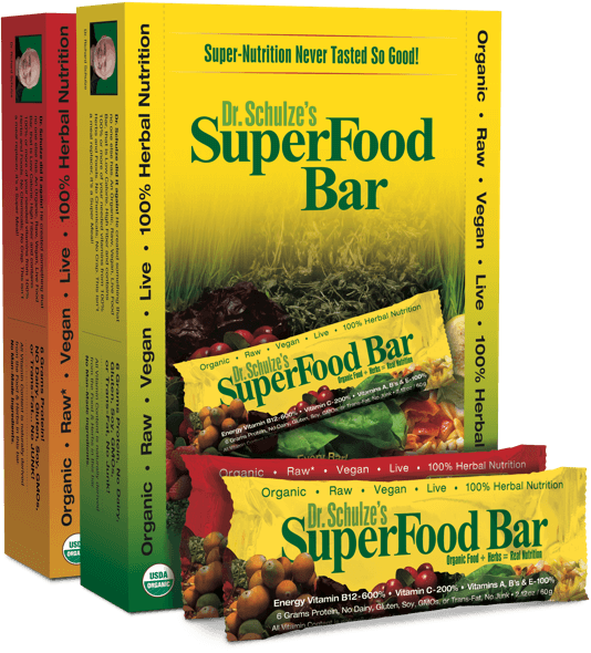 Dr. Schulze's SuperFood Bar