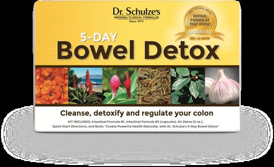 5-day Bowel Detox
