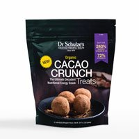 New Cacao Crunch Treats
