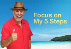 Focus on My 5 Steps