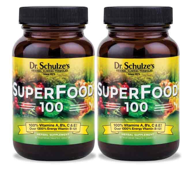 SuperFood 100 90 ct, Buy 2, Save 15%